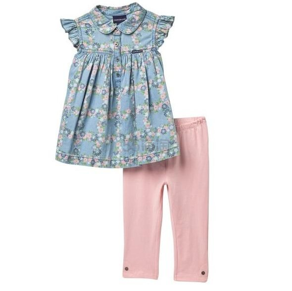 Calvin Klein 童款套装 .97(约160元) - 海淘优惠海淘折扣|55海淘网
