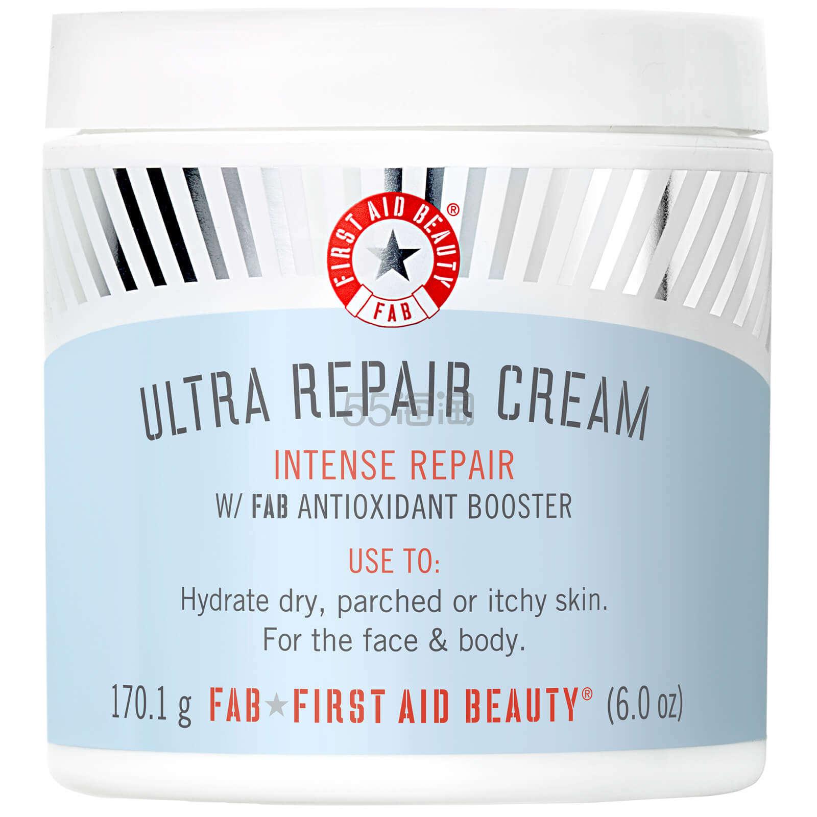 First Aid Beauty FAB 急救面霜 170g £18(约163元) - 海淘优惠海淘折扣 55海淘网