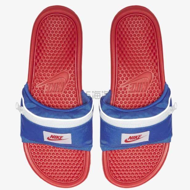 Nike 耐克 Benassi JDI Fanny Pack 男子澡堂拖 .99(约209元) - 海淘优惠海淘折扣|55海淘网