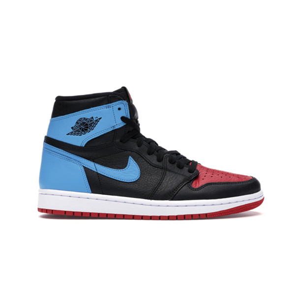 Jordan 1 Retro High NC to Chi 红蓝反转警灯篮球鞋
