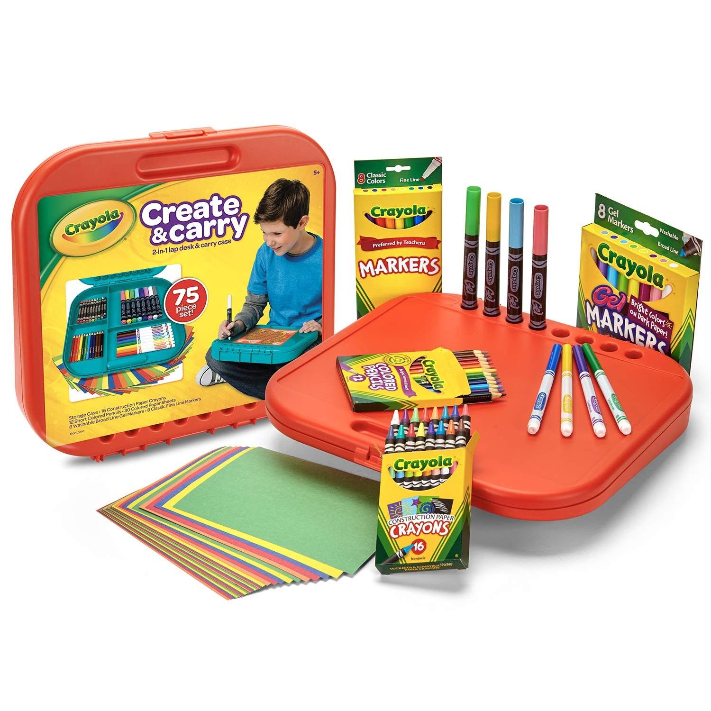 Crayola 绘儿乐 便携式绘画工具套装