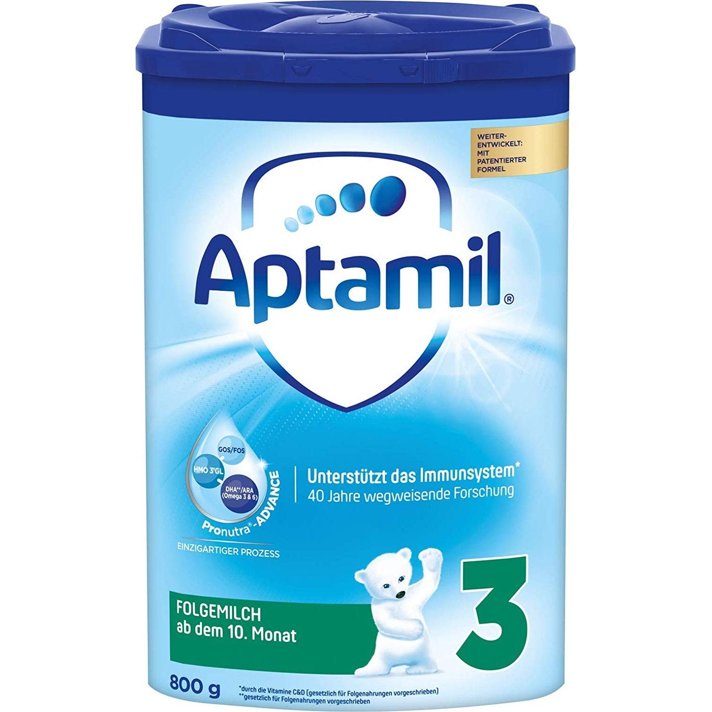 Aptamil 德国爱他美 Pronutra 婴幼儿奶粉 3段 800g 适合10个月以上