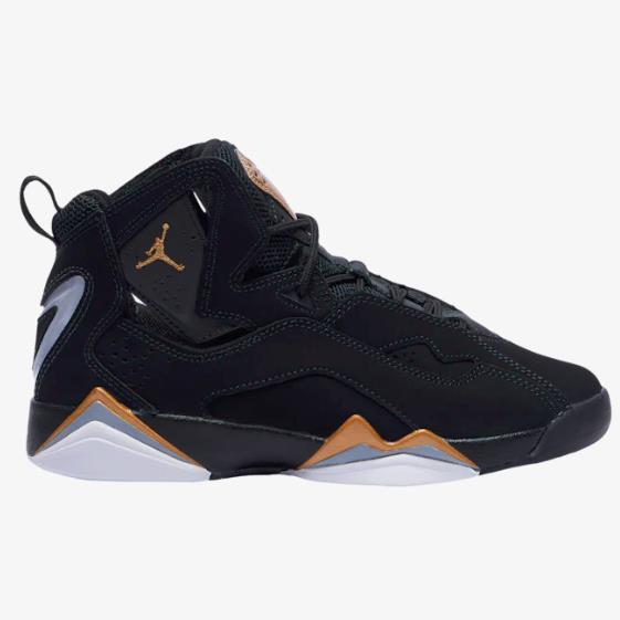 Air Jordan 7 乔丹 True Flight 大童款篮球鞋 加强