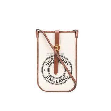 BURBERRY logo图案斜挎包 ¥4,800 - 海淘优惠海淘折扣|55海淘网
