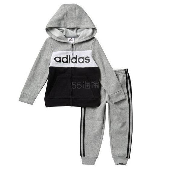 adidas 阿迪达斯童款运动套装