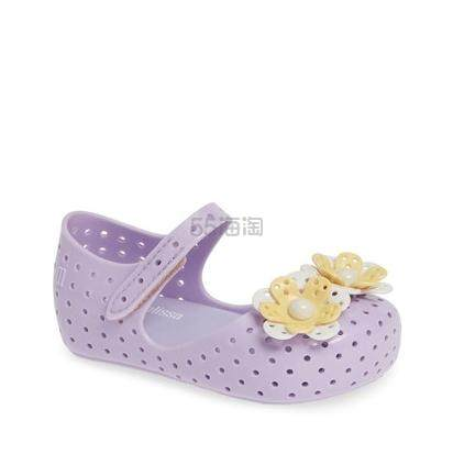 Mini Melissa Furadinha XII 童款果冻鞋