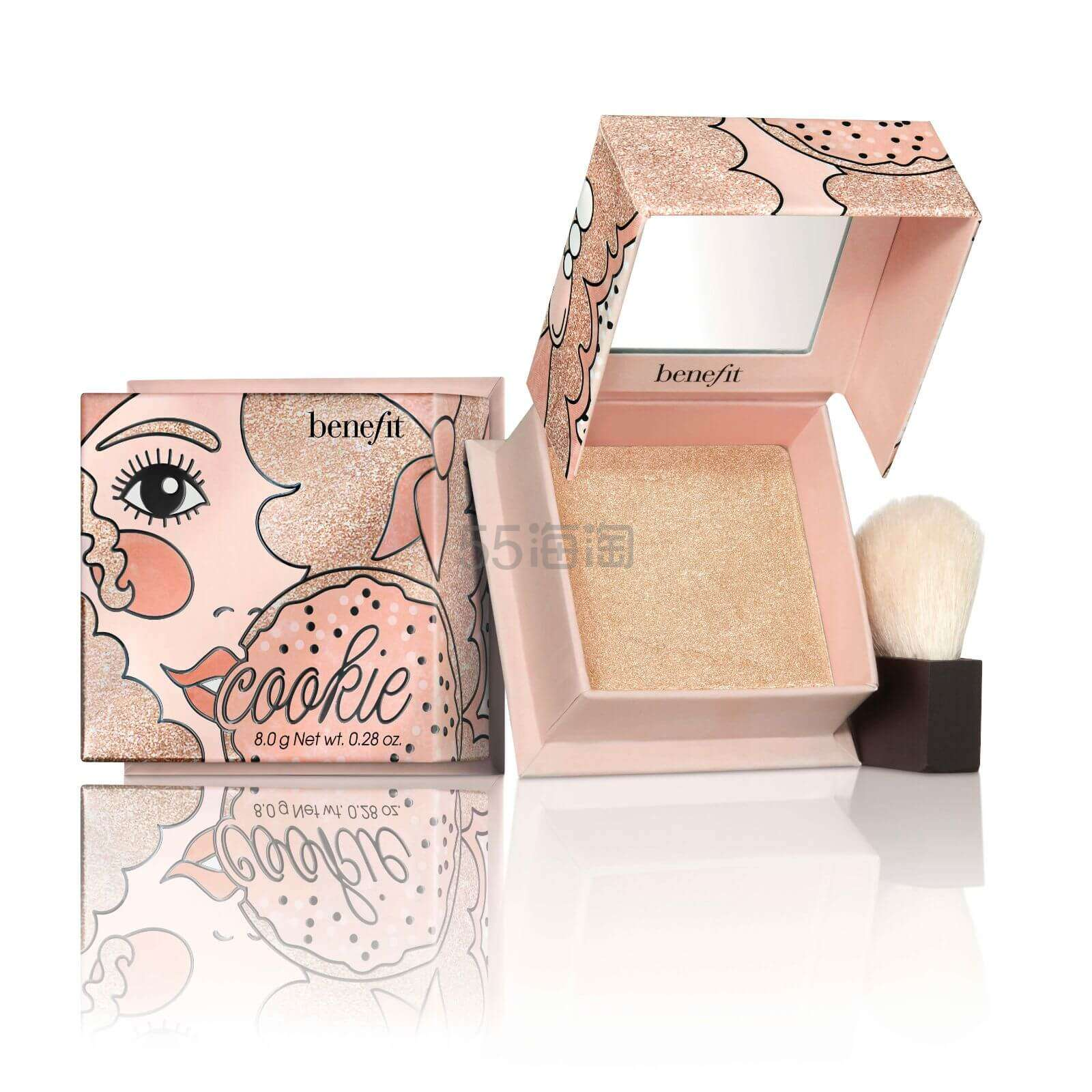 Benefit 贝玲妃 高光新色 Cookie