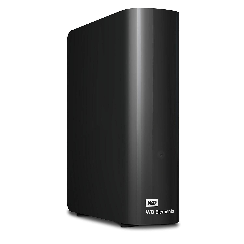 秒杀!Western Digital 西部数据 3.5英寸移动硬盘 10TB