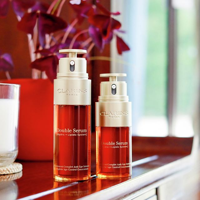 Clarins US: Free 7-Pc Gift Set with Any $100 Order