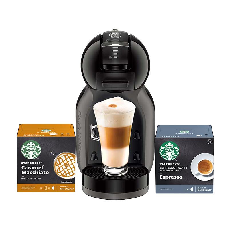 雀巢 Dolce Gusto Mini Me 胶囊咖啡机+星巴克胶囊两盒