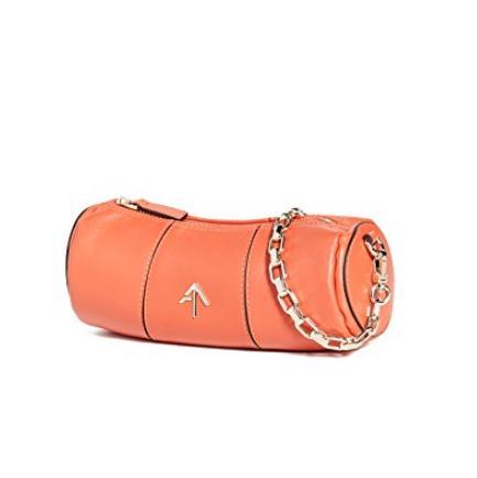 MANU Atelier Cylinder 橙色迷你款包包