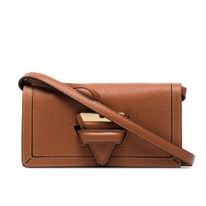 最后一只~Loewe Barcelona 棕色迷你款包包