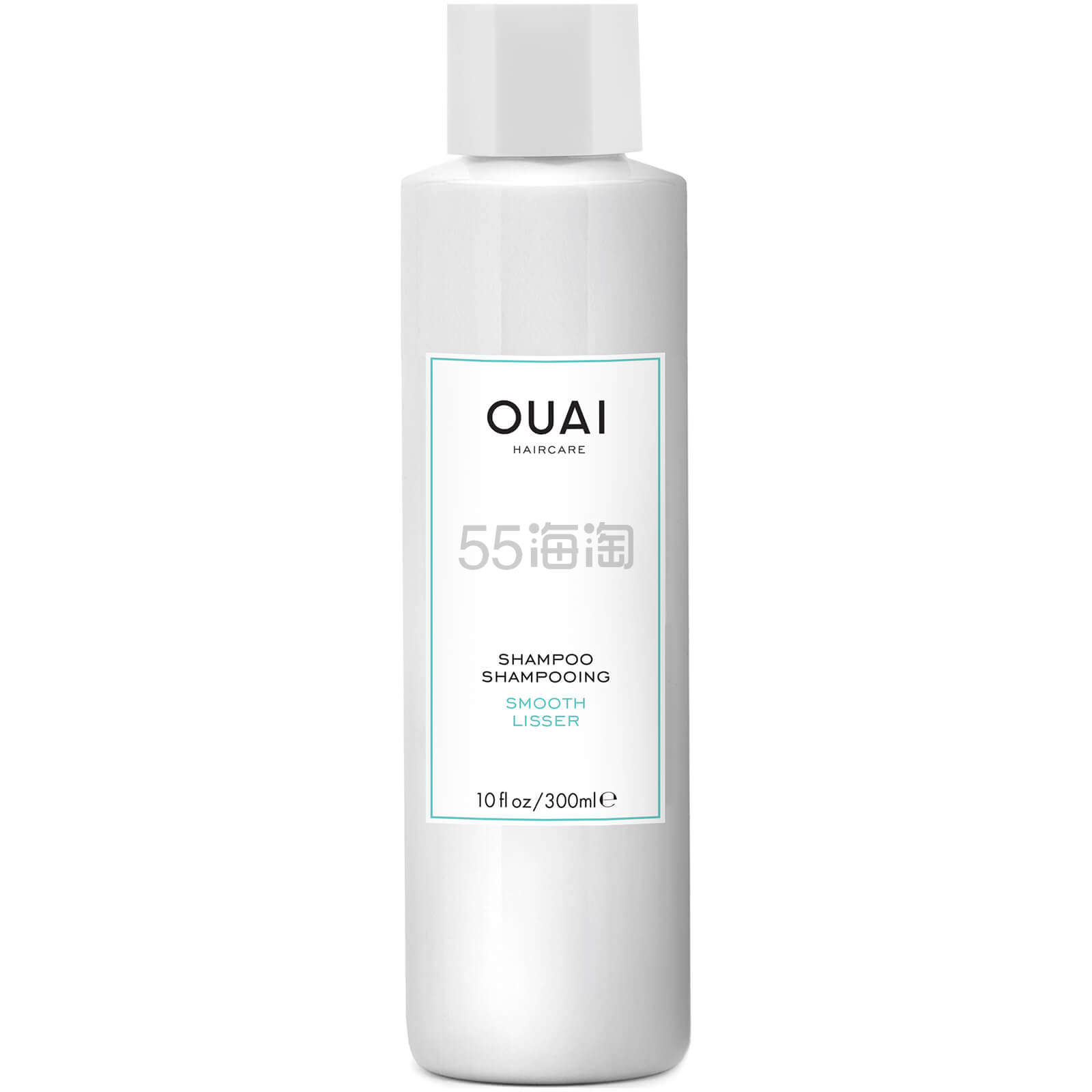 OUAI Smooth 柔顺洗发水 300ml £16.5(约150元) - 海淘优惠海淘折扣|55海淘网