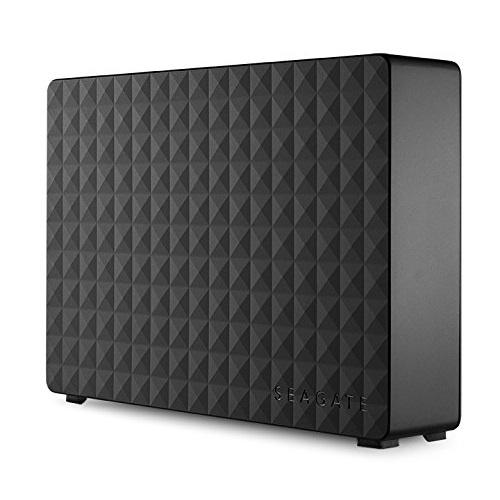 Seagate 希捷 Expansion 新睿翼 3.5寸桌面式移动硬盘 STEB6000403 6TB