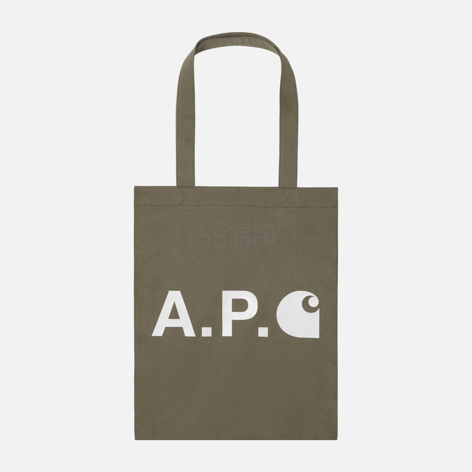 A.P.C. X Carhartt 帆布托特袋 ¥681.12 - 海淘优惠海淘折扣|55海淘网