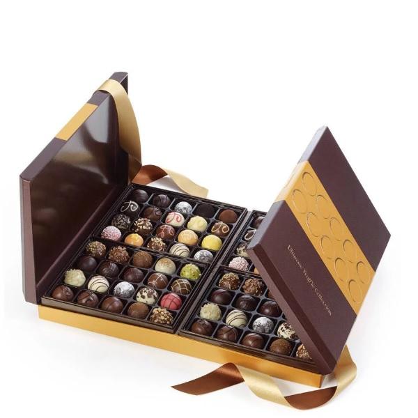 Godiva 歌帝梵 松露巧克力礼盒 80颗