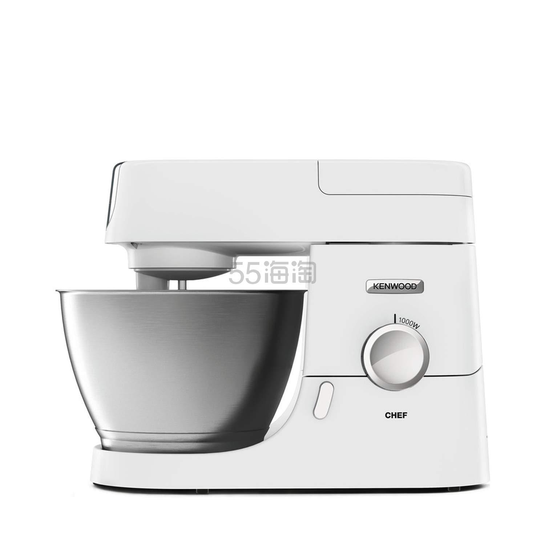 【中亚Prime会员】KENWOOD 凯伍德 KVC3100W 多功能料理机厨师机 到手价2050元 - 海淘优惠海淘折扣 55海淘网