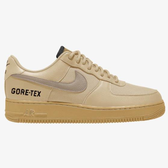 【额外7.5折】Nike 耐克 Air Force 1 Low 男子板鞋 Gore-Tex