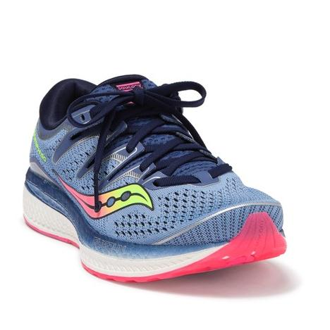 Saucony Triumph ISO 5 女款运动跑鞋