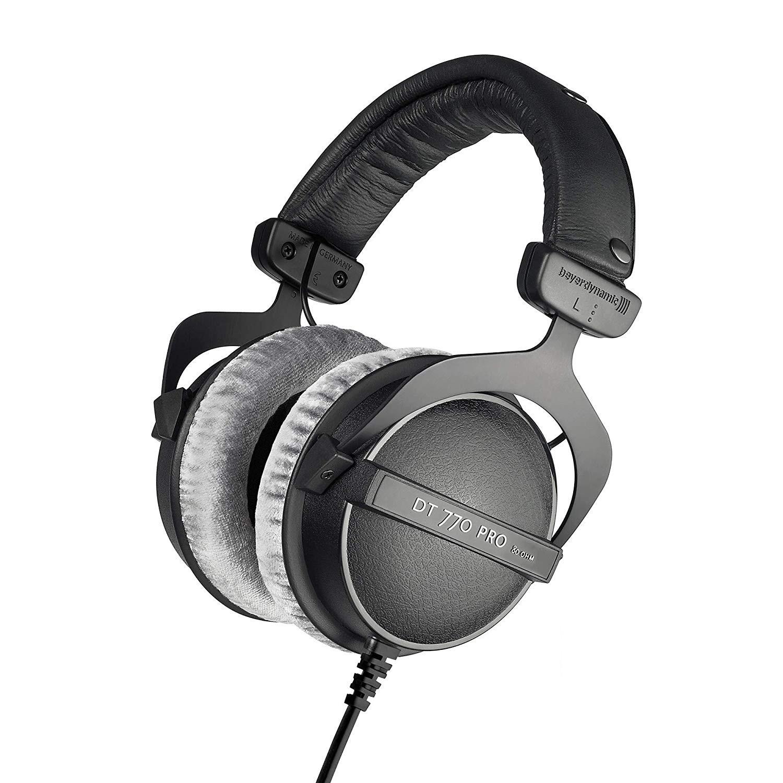 Beyerdynamic 拜亚动力 DT770 PRO 头戴式耳机 80欧姆低阻版