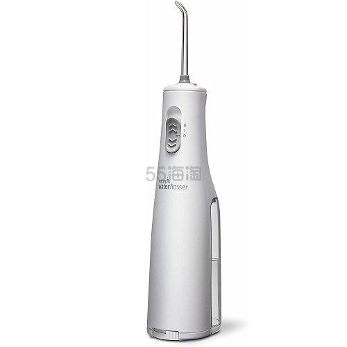 新低价!【中亚Prime会员】Waterpik 洁碧 无线便携水牙线 WF-02