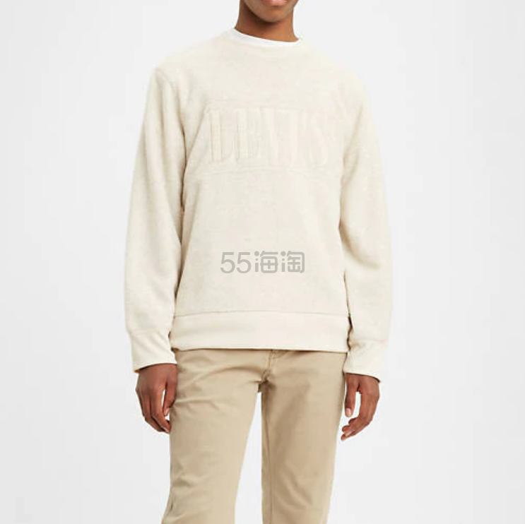 Levis 李维斯男士基础卫衣 .98(约291元) - 海淘优惠海淘折扣|55海淘网