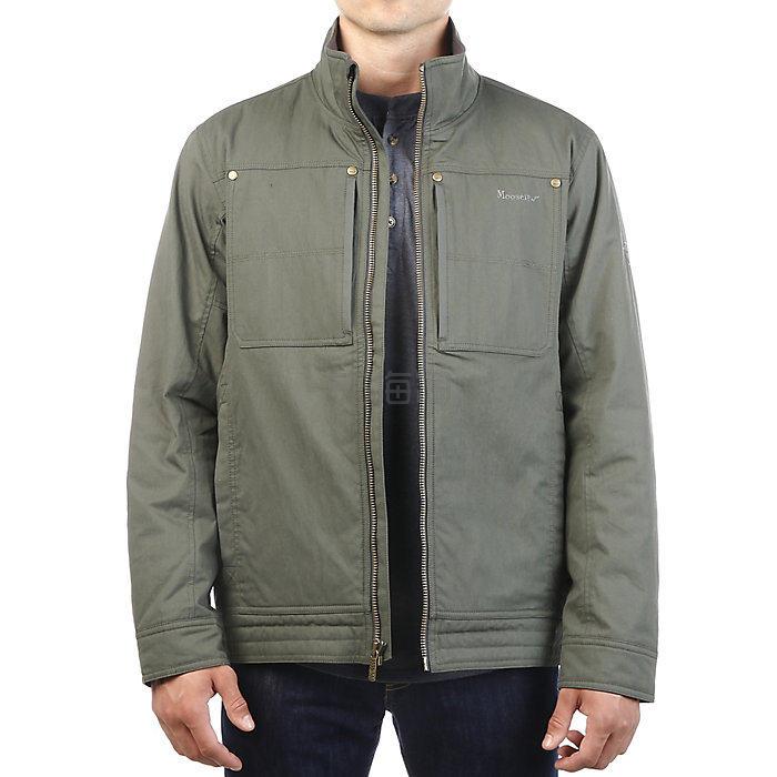 Moosejaw Cadieux 男士帆布夹克外套 .99(约498元) - 海淘优惠海淘折扣|55海淘网