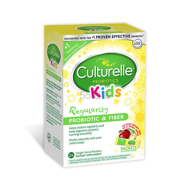 【第二件0元】返利11.2%!Culturelle® 儿童益生菌 24包 券后129元 - 海淘优惠海淘折扣|55海淘网
