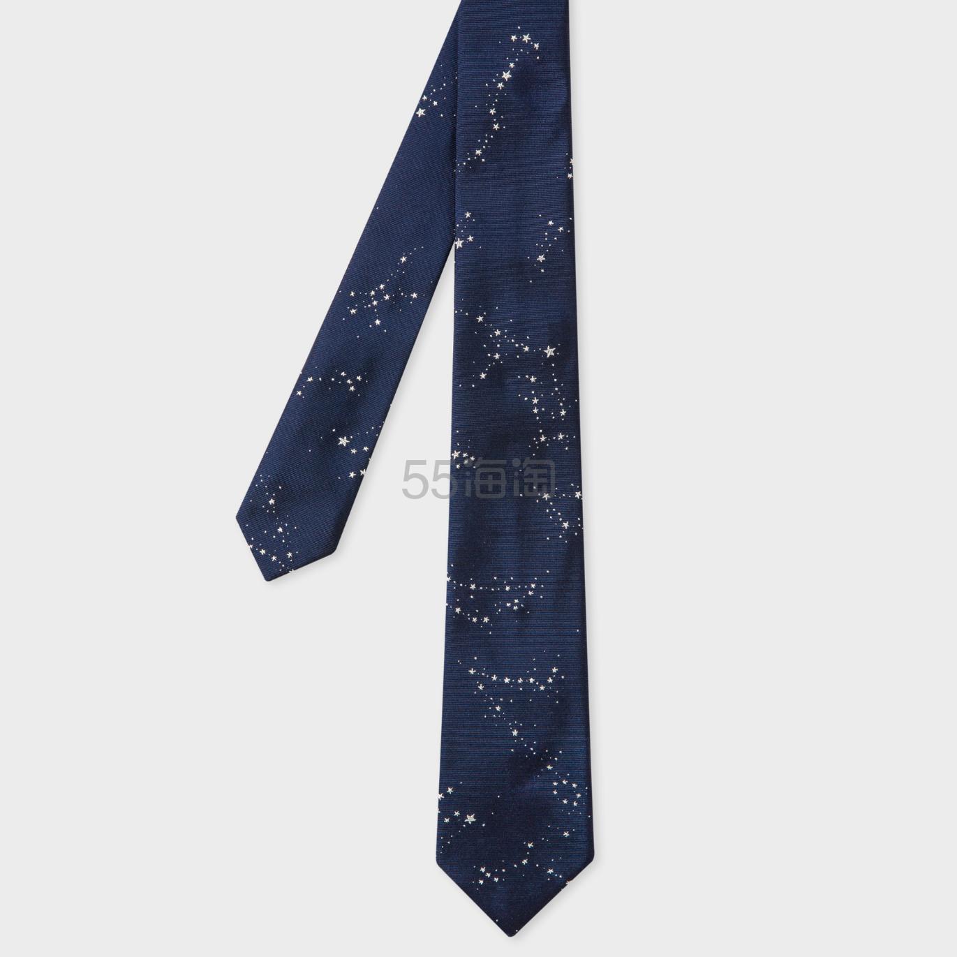 Paul Smith Stars Motif 真丝领带 £100(约689元) - 海淘优惠海淘折扣|55海淘网