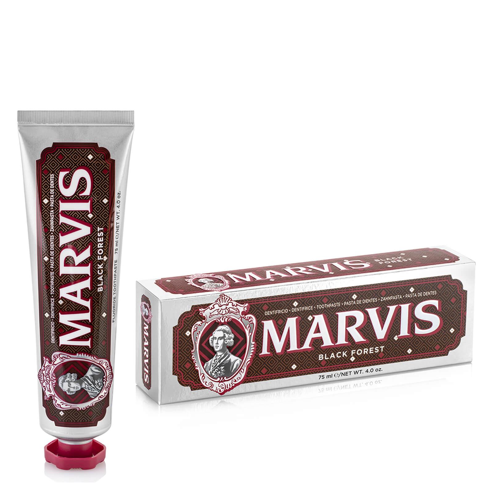 Marvis 限量黑森林 巧克力薄荷牙膏 75ml