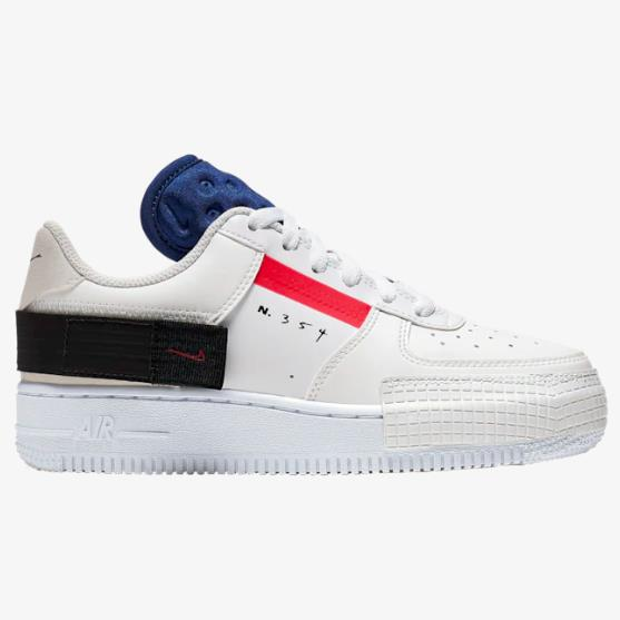 【额外7.5折】Nike 耐克 Air Force 1 Low Type 大童款板鞋