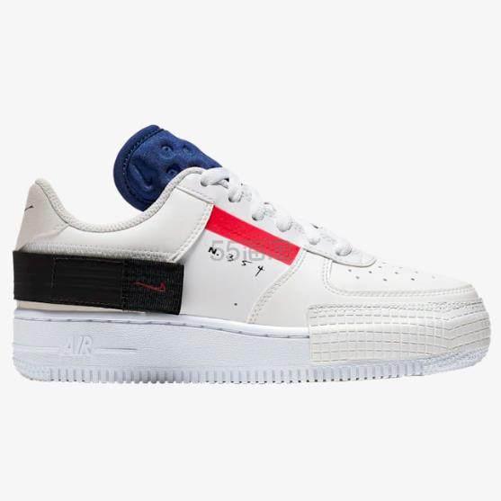 【额外7.5折】Nike 耐克 Air Force 1 Low Type 大童款板鞋 .99(约527元) - 海淘优惠海淘折扣|55海淘网