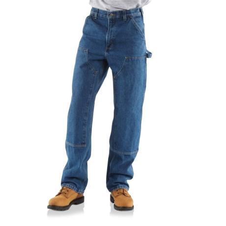 Carhartt 男士工装牛仔裤