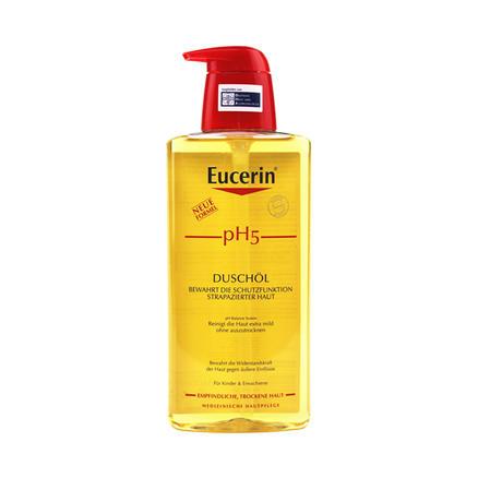 Eucerin 优色林 弱酸性沐浴油 400ml
