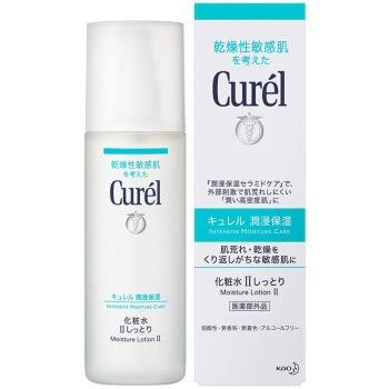 Curel 珂润 润浸保湿化妆水II 150ml*4件