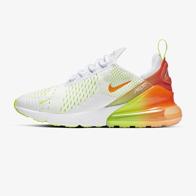 Nike 耐克 Air Max 270 拼色男子运动鞋