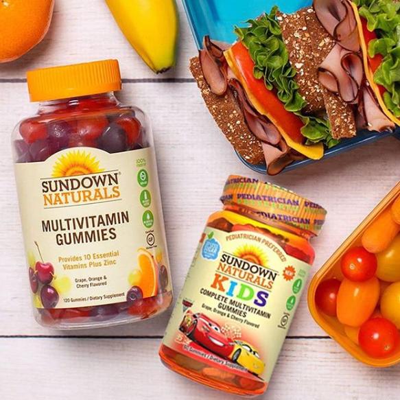 CVS:精选 Sundown Naturals 维生素营养补剂