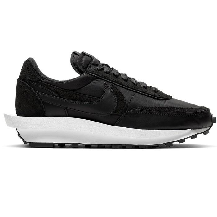 Nike 耐克 LD Waffle Sacai 黑色运动鞋