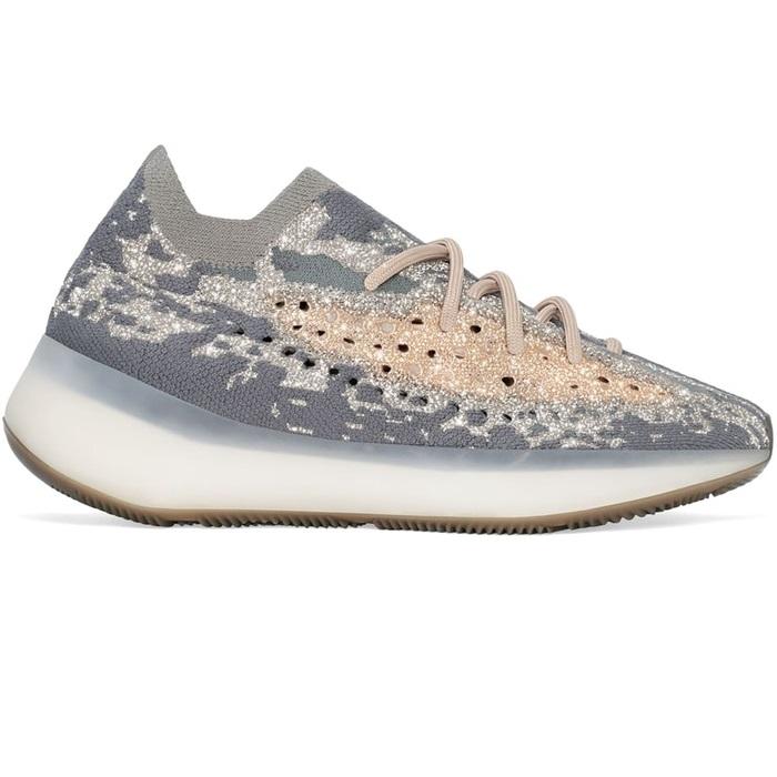 adidas 阿迪达斯 Yeezy Boost 380 Mist 跑步鞋