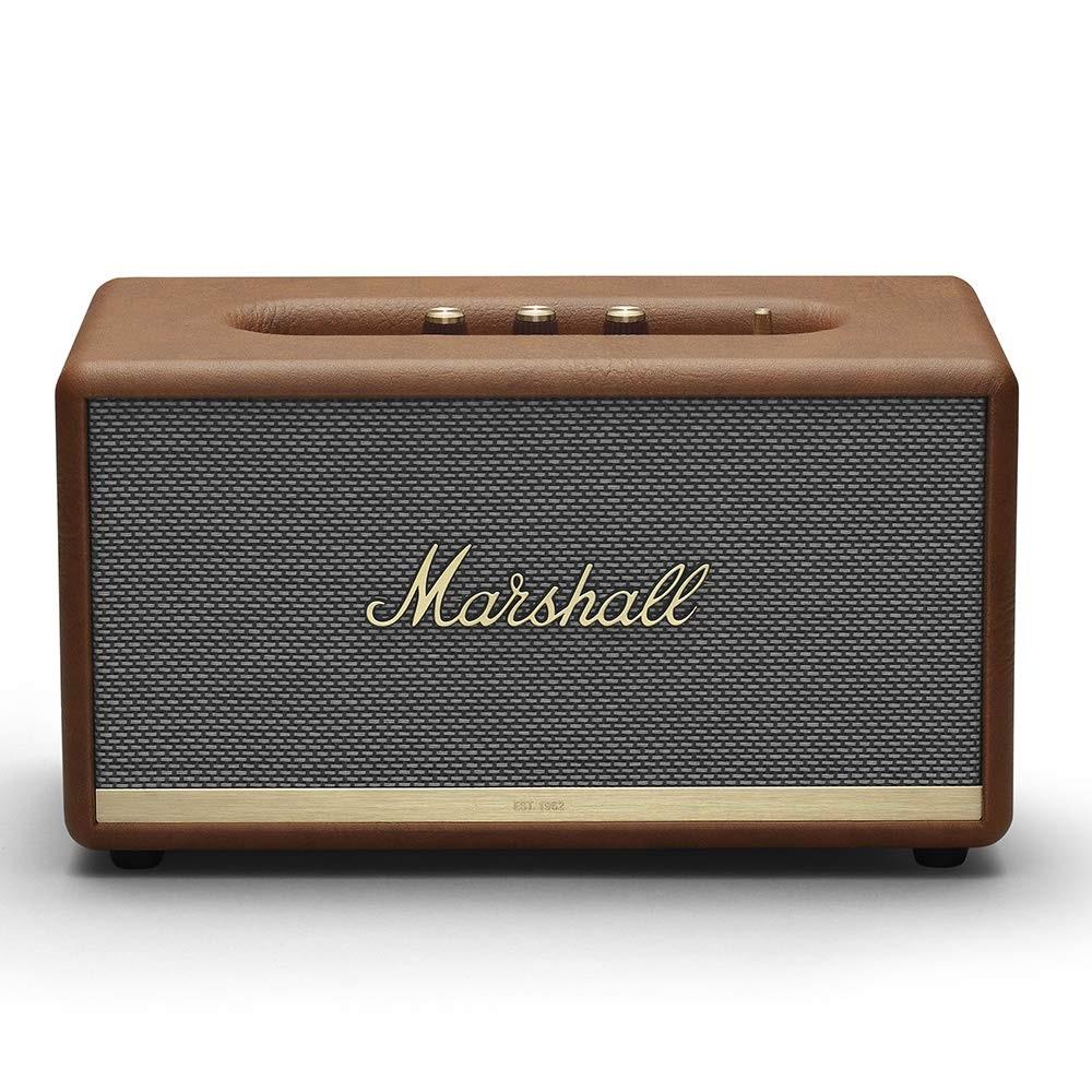 降价!Marshall 马歇尔 Stanmore II 第二代无线蓝牙音箱 棕色