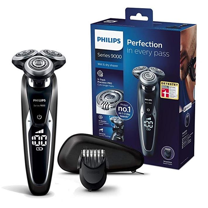 闪促低价!Philips 飞利浦 S9721/41 干湿两用电动剃须刀