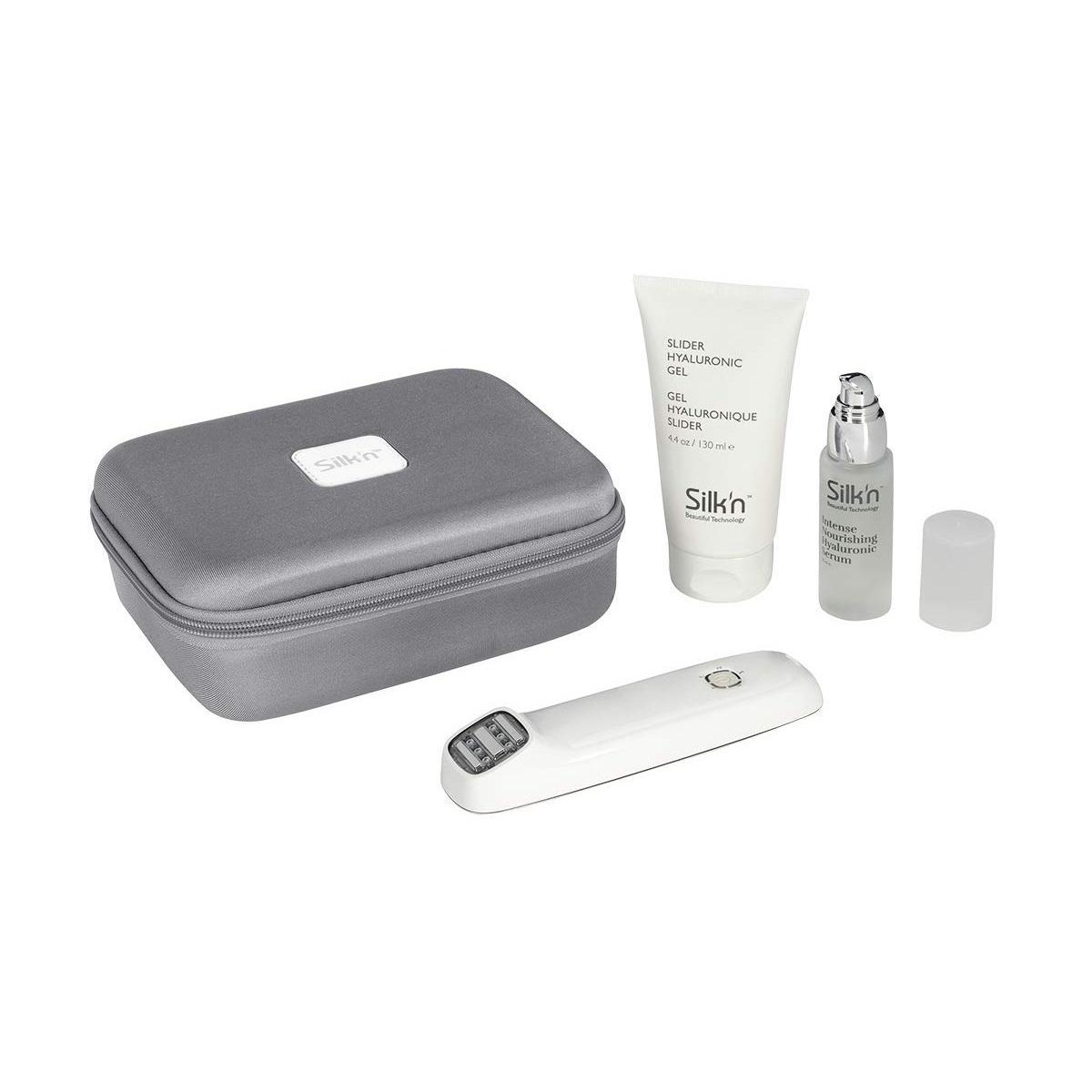 Silk'n FaceTite 1代三源射频美容仪+凝胶+保湿精华套装