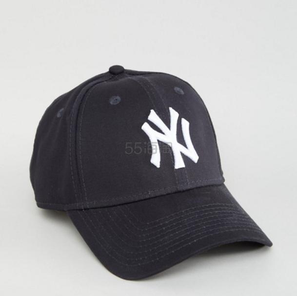 New Era 9forty NY 棒球帽 £12(约108元) - 海淘优惠海淘折扣|55海淘网