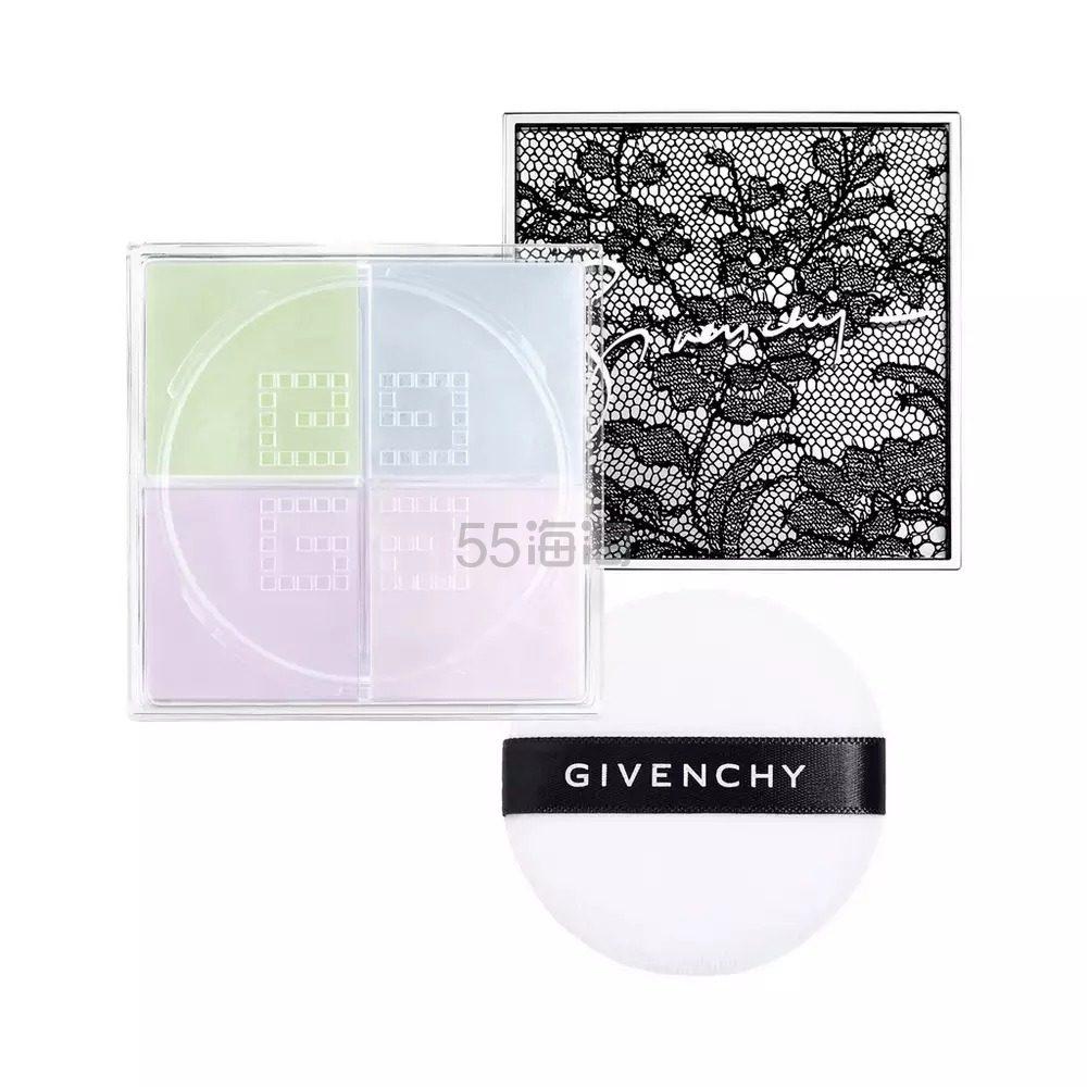 Givenchy 纪梵希 限量蕾丝四宫格散粉1号色 £38.7(约352元) - 海淘优惠海淘折扣|55海淘网