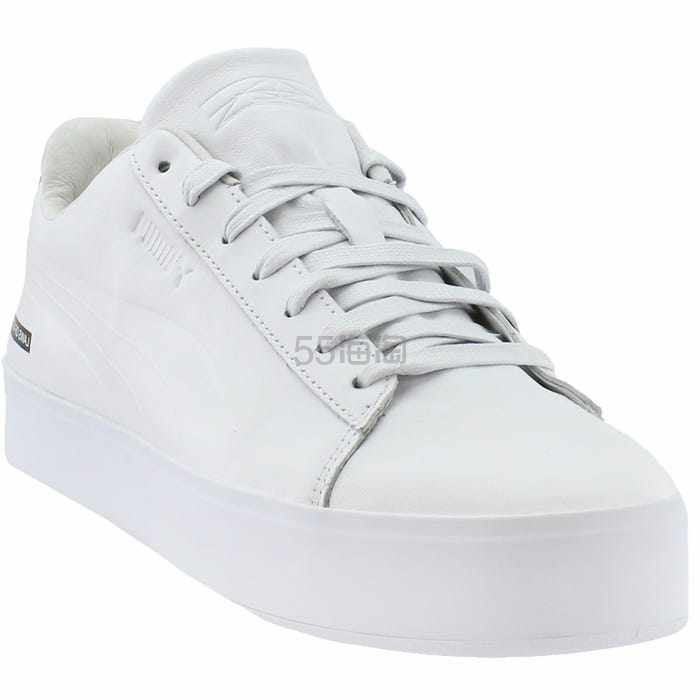 Puma 彪马 Black Scale Court 白色男士厚底鞋 .95(约241元) - 海淘优惠海淘折扣|55海淘网