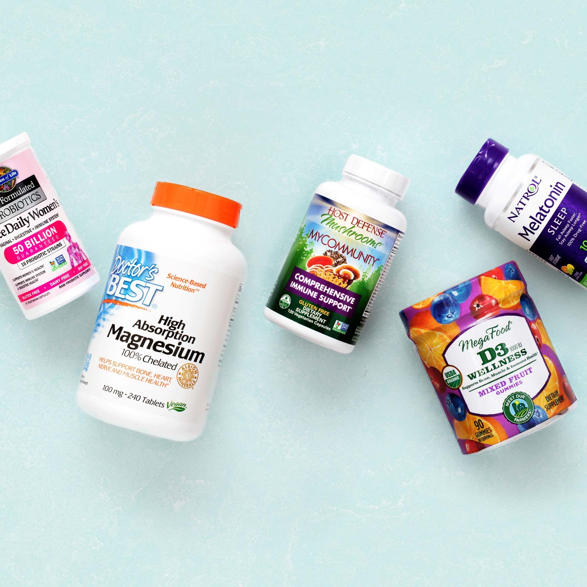 Vitacost:全场维生素营养补剂等