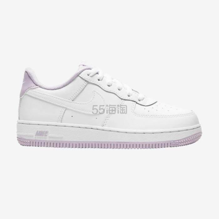 【额外8折】Nike 耐克 Air Force 1 空军1号樱花粉白板鞋 .4(约322元) - 海淘优惠海淘折扣|55海淘网