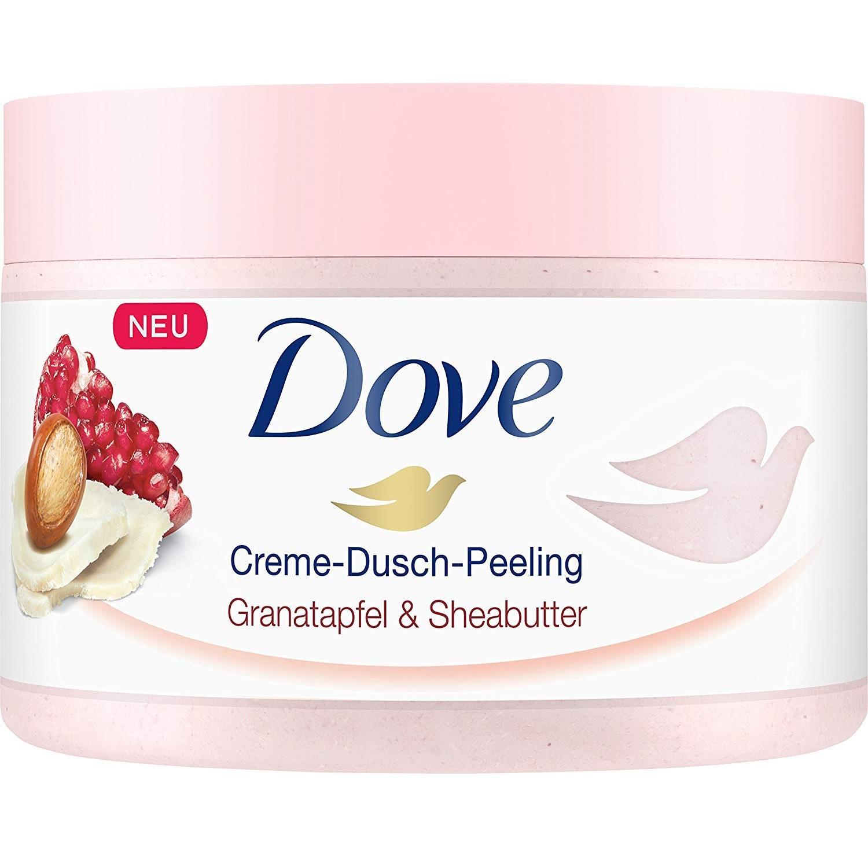 Dove 多芬 石榴籽和乳木果身体磨砂膏 225ml*4罐
