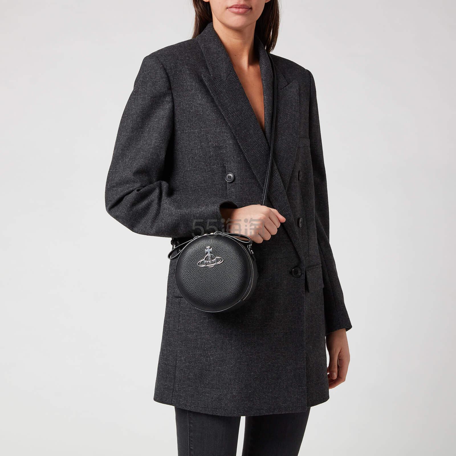 Vivienne Westwood Johanna 单肩小圆包 ¥1,386.75 - 海淘优惠海淘折扣 55海淘网