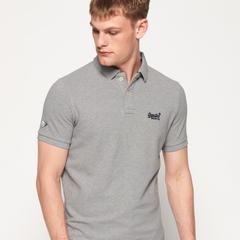 Superdry 极度干燥 Classic Pique 短袖Polo衫